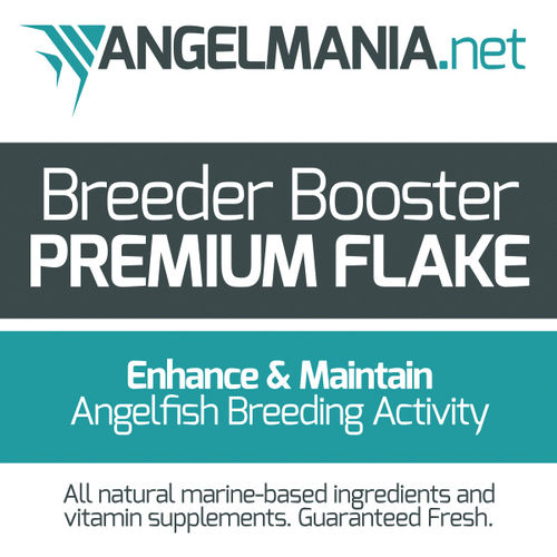 Breeder Booster Premium Angelfish Food 4 oz.